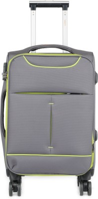 e65b7c7a7 41% OFF on Tamo Energizer Check in Luggage Classic Grey 24 Inch Expandable  Check-