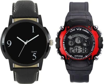 SPINOZA Analog Digital Watch   For Boys   Girls SPINOZA Wrist Watches