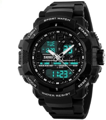 Skmei 1164 LED  Analog-Digital Watch For Men