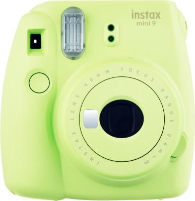 Fujifilm Instax Camera Instax Mini 9 Instant Camera(Green)