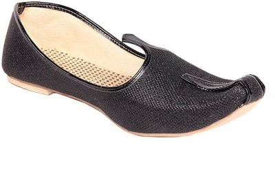 Leon Boys Slip on Jutis(Black)
