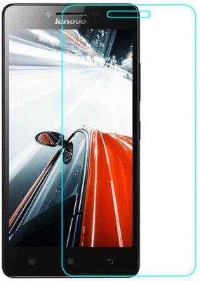Bizone Tempered Glass Guard for Lenovo A6000(Pack of 1)