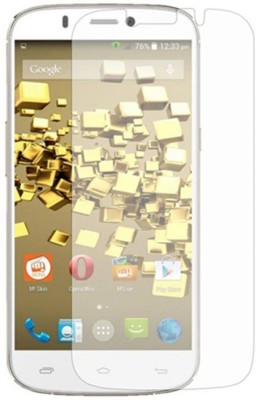 Mobi Square Tempered Glass Guard for Micromax Bolt S300