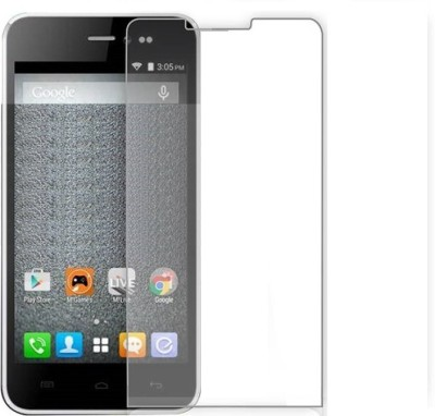 Loopee Tempered Glass Guard for Micromax bolt d304