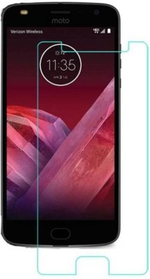 SAMARA Tempered Glass Guard for MOTOROLA MOTO Z2 PLAY(Pack of 1)