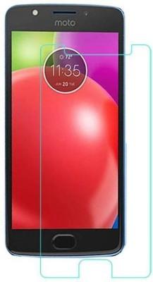 SAMARA Tempered Glass Guard for Motorola Moto E4 Plus(Pack of 1)