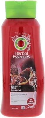 Herbal Essences Beautiful Ends Shampoo - Pomegranate Extracts (Imported)(400 ml)
