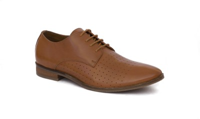 Belobog MOLA Derby For Men(Tan)