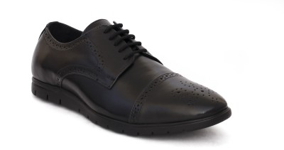 Belobog OWITI Derby For Men(Black)