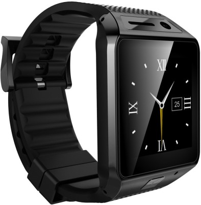 SYL Karbonn Smart A7 Star Smartwatch(Black Strap Regular)