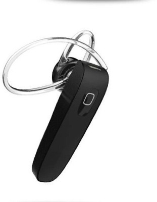 A Connect Z Genai B1 Bluetooth Headst AR-206 Bluetooth Headset with Mic(Black, In the Ear) 1