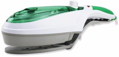 Wonder World ® Professional Handheld Garment Steamers, Steam Iron, Portable Iron, Iron with steamer, Fast Heat-up Powerful Iron Steamer with Ceramic Soleplate for Home and Travel Steam Iron(Multicolor)  available at flipkart for Rs.1499