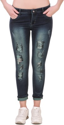 Cali Republic Slim Women Blue Jeans