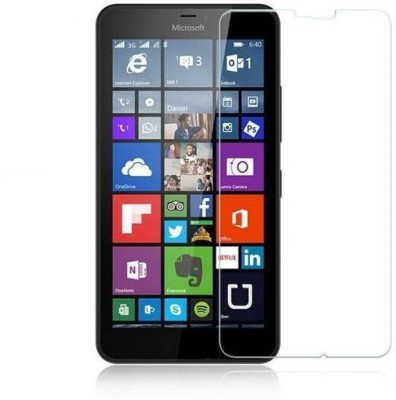 S-Line Tempered Glass Guard for Nokia Lumia 820(Pack of 1)
