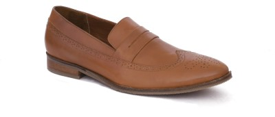 Belobog WELDUN Slip On For Men(Tan)