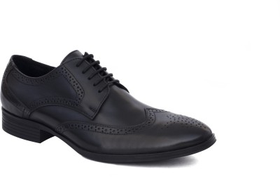 Belobog LYNXS Derby For Men(Black)