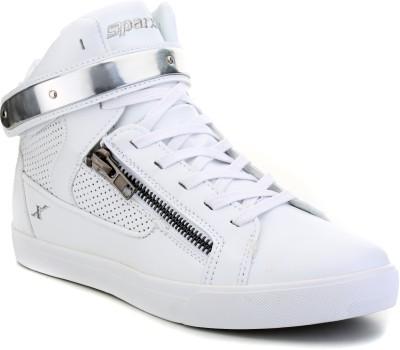Sparx 314 Sneakers For Men(White