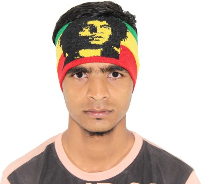 Goodluck Solid Wollen Head Band Cap  available at flipkart for Rs.249