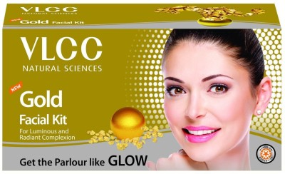 VLCC Gold Facial Kit (6 Step)