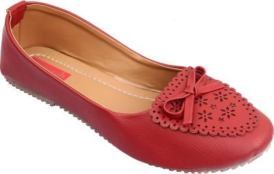 Footrendz RSNBC-3418BL Bellies For Women(Red)