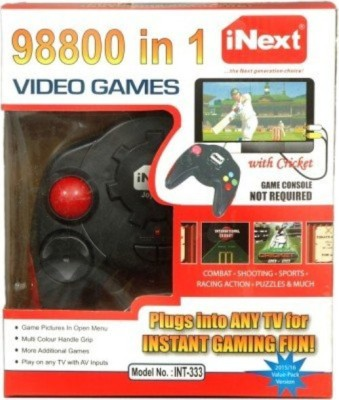 Inext Inext-98800-GAME 1 GB with 98800(multiple color) at flipkart