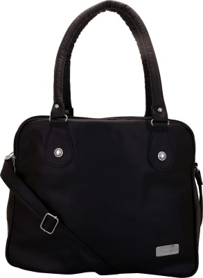 Lady bar Shoulder Bag(Black)
