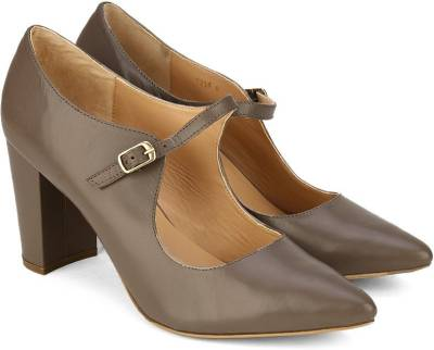 Carlton London Women TAUPE Heels