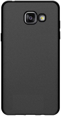 S-Line Back Cover for SAMSUNG Galaxy A5 2016 Edition(Black, Flexible Case)