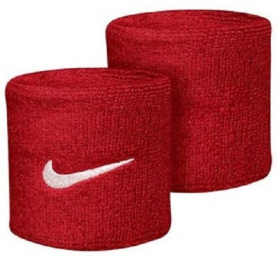 Nike Swoosh Fitness Band(Maroon, Pack of 2)  available at flipkart for Rs.690