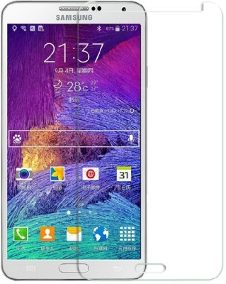 Jabox Tempered Glass Guard for SAMSUNG Galaxy Note 4(Pack of 1)