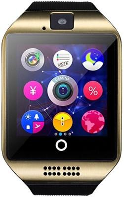 HALA HLA Q18 - Brown - 1 phone Brown Smartwatch(Brown Strap Free Size) at flipkart