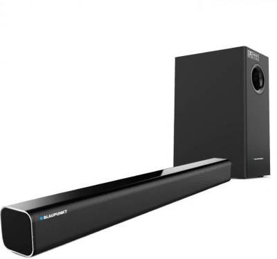 Blaupunkt SBW-01 Dolby Bluetooth Soundbar  (Black, 2.1 Channel)