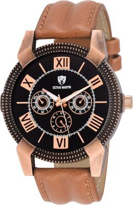 OCTIVO MARTIN OM-LT 1034  Analog Watch For Men