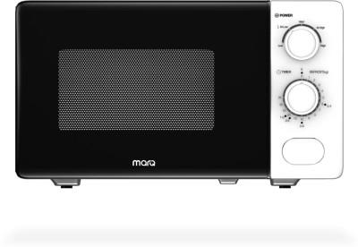 MarQ by Flipkart 20 L Solo Microwave Oven(MM720CXM-PM / MM720CXM-PMT, Pearl White/White)