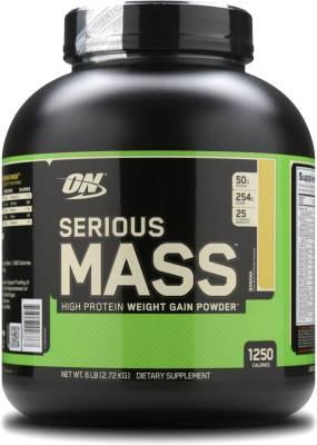 Optimum Nutrition Serious Mass Weight Gainers