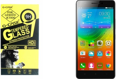 G-case Tempered Glass Guard for Lenovo A7000  available at flipkart for Rs.149