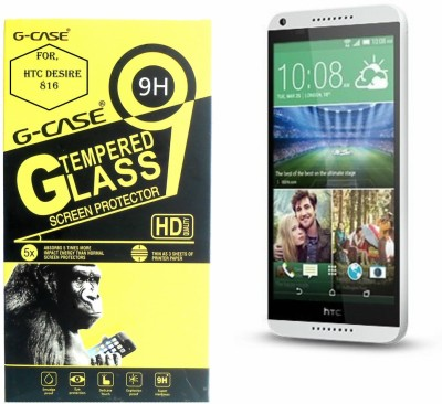 G-case Tempered Glass Guard for HTC Desire 816  available at flipkart for Rs.149