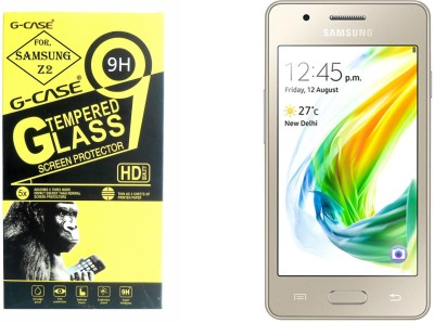 G-case Tempered Glass Guard for SAMSUNG GALAXY Z2