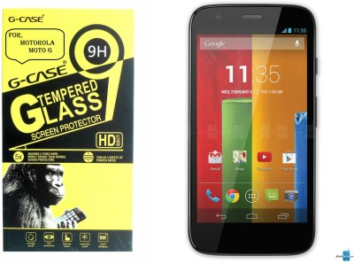 Deer Tempered Glass Guard for Motorola Moto G