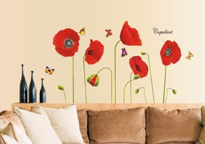 Oren Empower Medium Self Adhesive Wall Stickers Sticker(Pack of 1)  available at flipkart for Rs.99