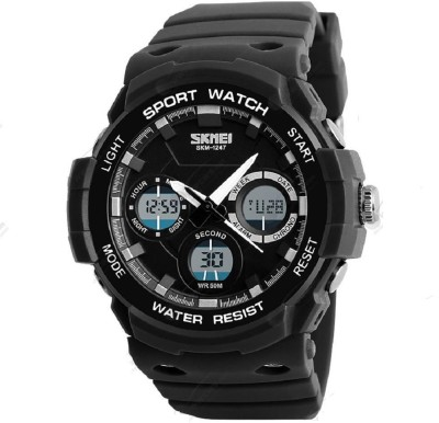 Skmei AD-1247  Analog-Digital Watch For Men