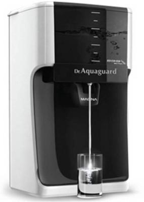 Aquaguard Aquaguard Magna HD UV 6000 L UV Water Purifier(Black)