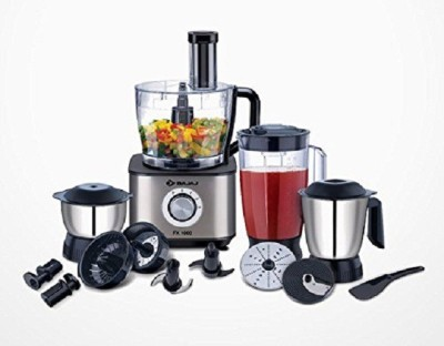 Bajaj FX1000 Food Processor 1000 W Food Processor(Black) at flipkart