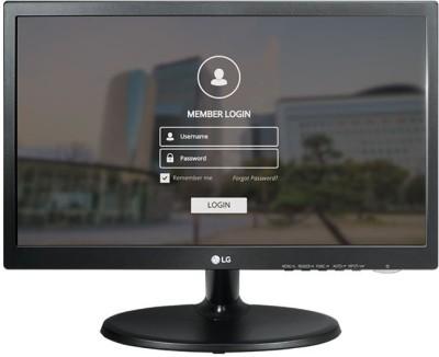 LG 18.5 inch HD Monitor(19CH300)