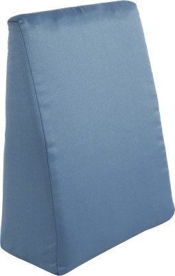 Mamma's Maternity Solid Pregnancy Pillow Pack of 1(Blue)