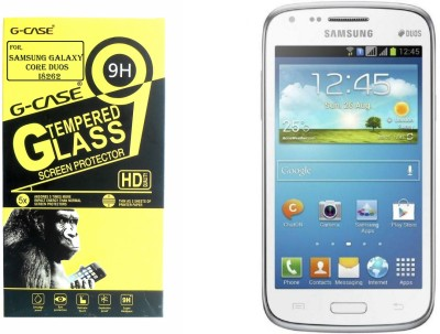 G-case Tempered Glass Guard for SAMSUNG GALAXY CORE DUOS (8262)