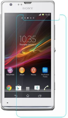 Mintzz Tempered Glass Guard for Sony Xperia SP - Tempered Glass