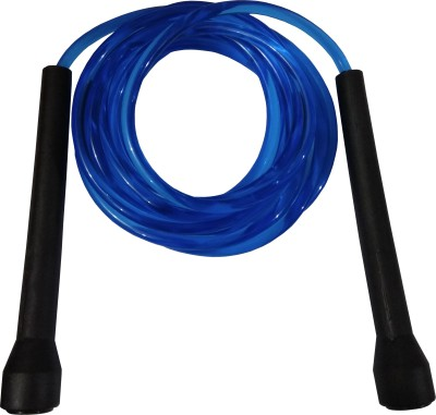 Parbat Speed jump-rope Freestyle Skipping Rope(Blue, Pack of 1)  available at flipkart for Rs.99