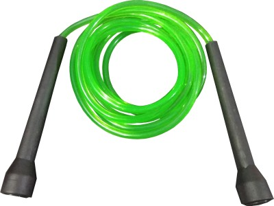 Parbat Speed jump-rope Freestyle Skipping Rope(Green, Pack of 1)  available at flipkart for Rs.99