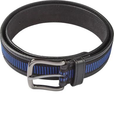 Hamilton Men Casual Black Artificial Leather Belt